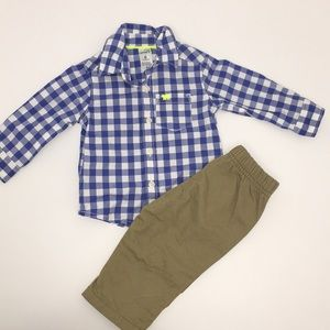 Carter's Outfit